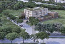 InnoRenew-CoE building